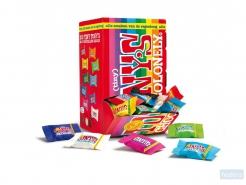 Chocolade Tiny Tony's Chocolonely 100 stuks mix
